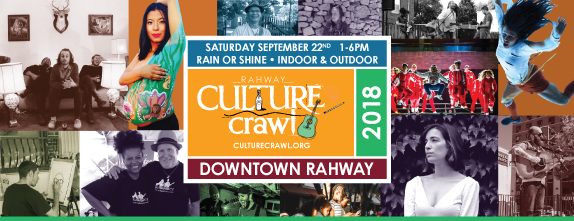 Rahway Culture Crawl Festival 2018