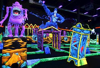 Monster Mini Golf - Fairfield NJ