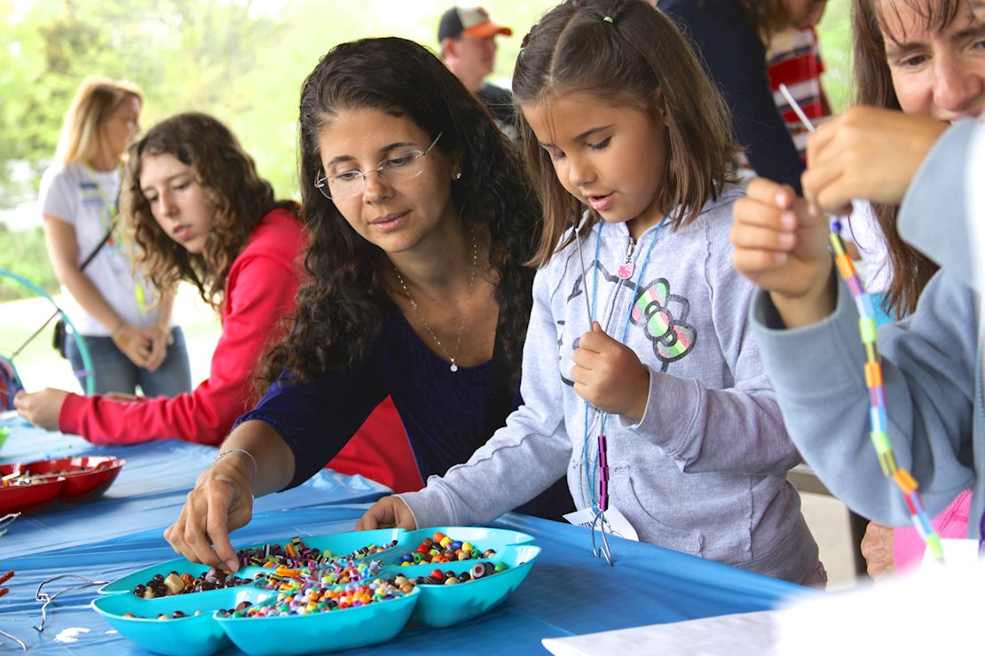 """Community Events including """"Hooray for May!"""" -- A Free Family Art Day for the Entire Community"""