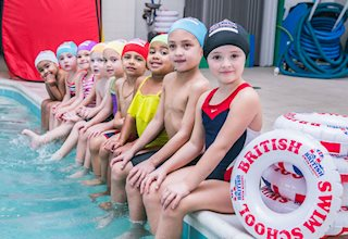 British Swim School New Jersey - Livingston