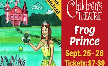 Frog Prince at The Broadway Theatre of Pitman