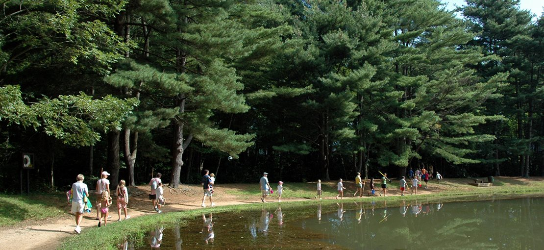 Canoeing, farm tours, nature walks and rock climbing are just a few of the reasonably priced activities available from the Monmouth County Park System to schools, youth clubs, and community groups.