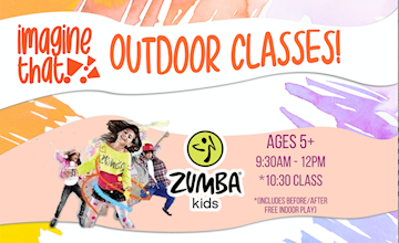 Imagine That!!! Outdoor Classes