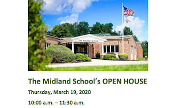 OPEN HOUSE at Midland School