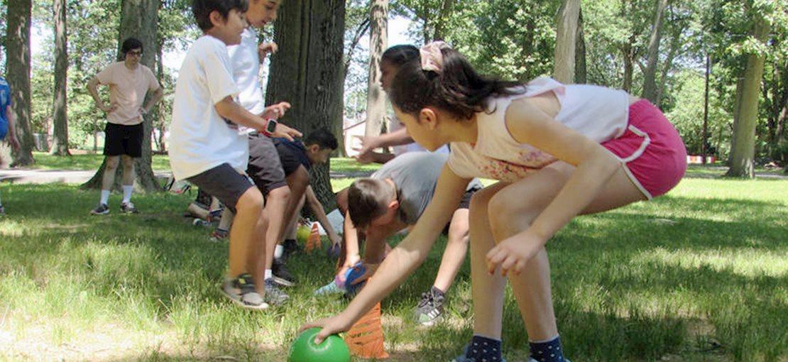 International Chess Academy Summer Camp - Outdoor Sports Fun