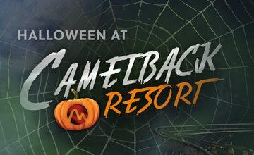 Halloween at Camelback Resort-Tannersville, PA
