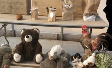Read & Explore: Fur, Feathers & Fluff at Terhune Orchards