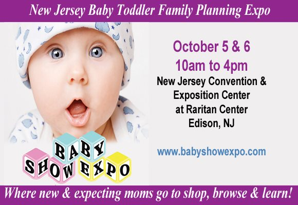 Mom, Baby and Toddler Expo at NJ Convention & Exposition Center