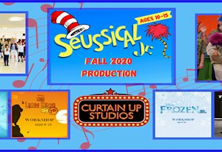 Curtain Up Studios