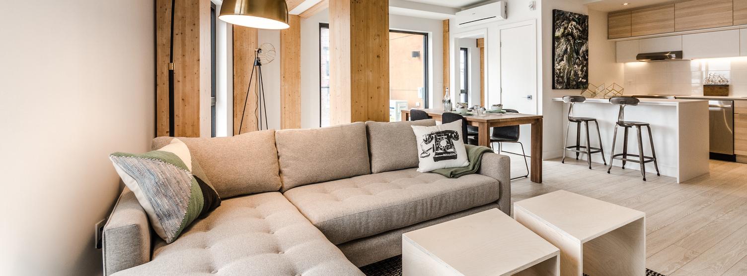 Appartements à Louer à Montréal et Quebéc