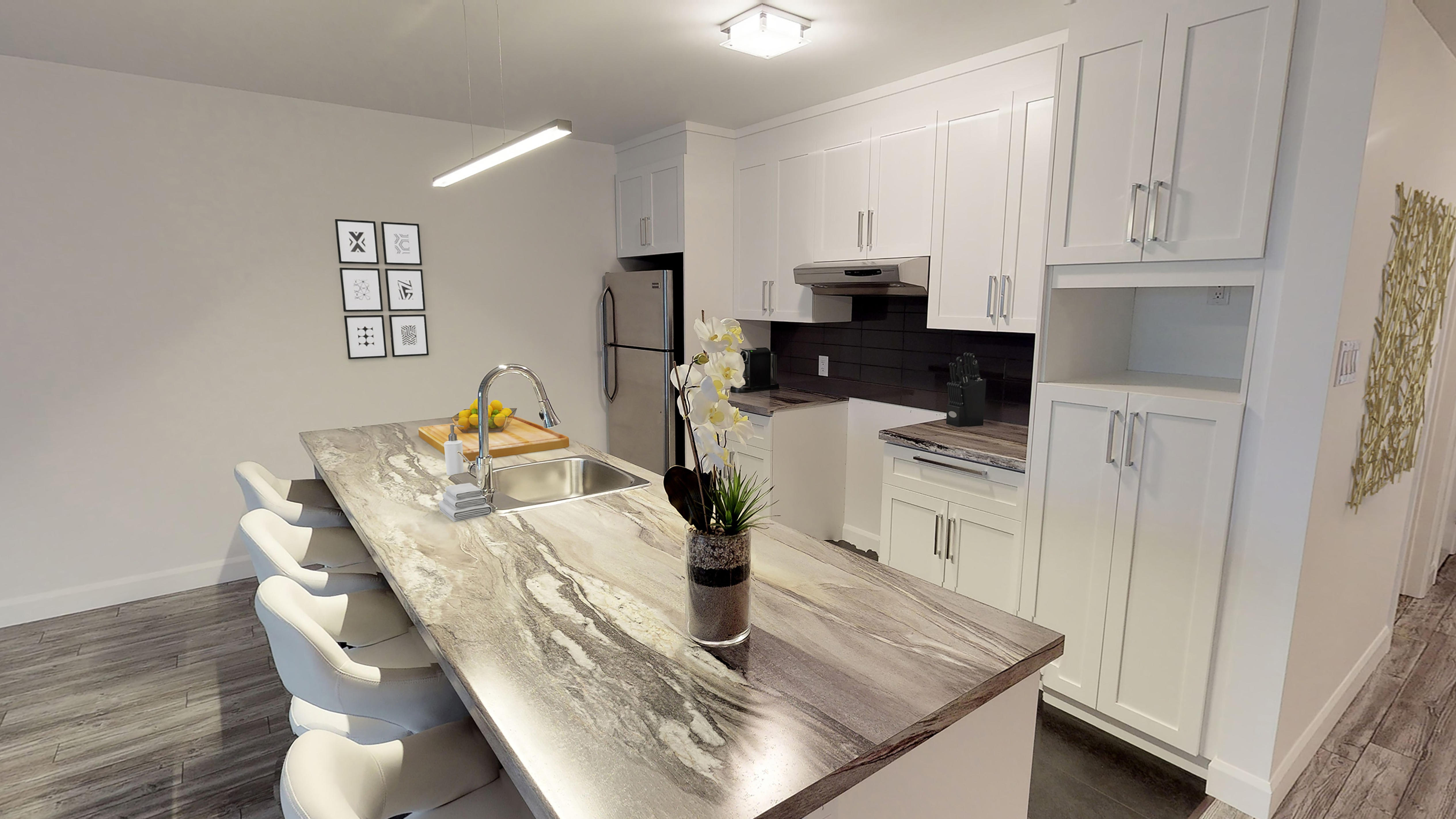 Condo A Louer Charlesbourg