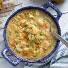 Supper is Solved: Chicken Potpie Chowder