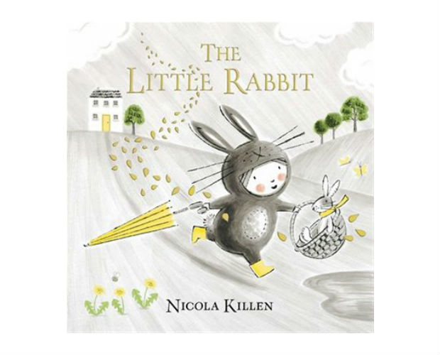 easter book about a rabbit
