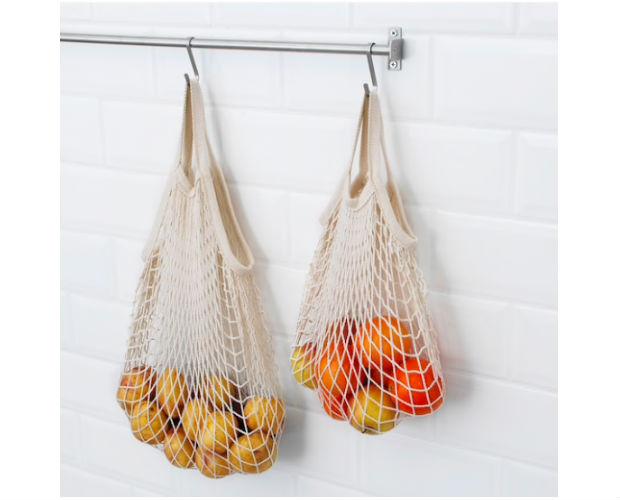 mesh shopping bags