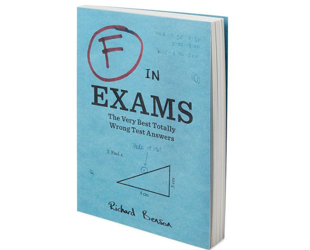 book about funny wrong answers