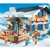 toy ski lodge