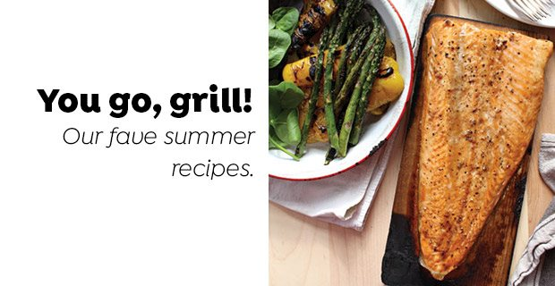 You go, grill!