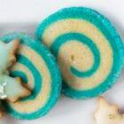 Sparkling Blizzard Swirl Cookies