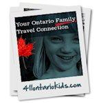 Ontario Family Travel north of Toronto