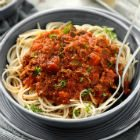 Beef And Italian Sausage Bolognese