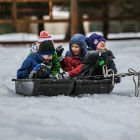 3 fun ways to keep your family active this winter