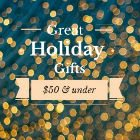14 amazing gifts for $50 or less