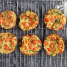 Two-Bite Frittatas