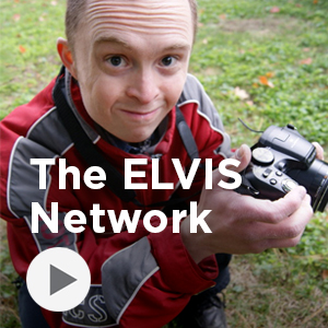 The ELVIS Network is a group of people who were drawn together by their interest in Eric.