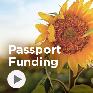 For an overview of Passport funding
