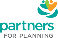 Partners for Planning organization website logo.