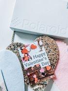 Happy Valentine's Day - Polaroid DIY