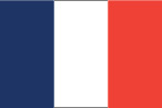 International flag France