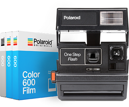 Polaroid 600 Gift Set