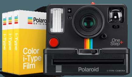Polaroid OneStep+ Gift Set