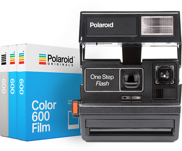 Photo of Polaroid Originals 600 Starter Set