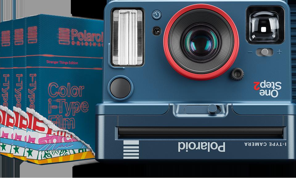 Photo of Polaroid Originals OneStep Stranger Things Edition