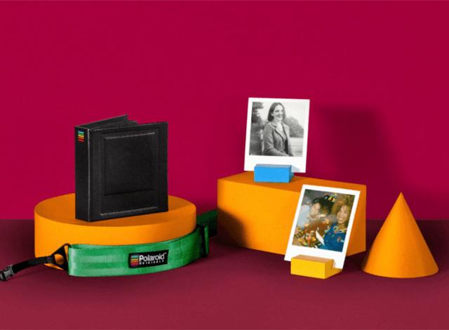 Photo Polaroid Stocking Stuffers
