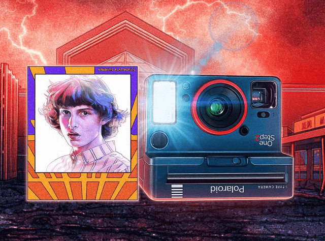 Photo of Polaroid Stranger Things Edition Starter Set
