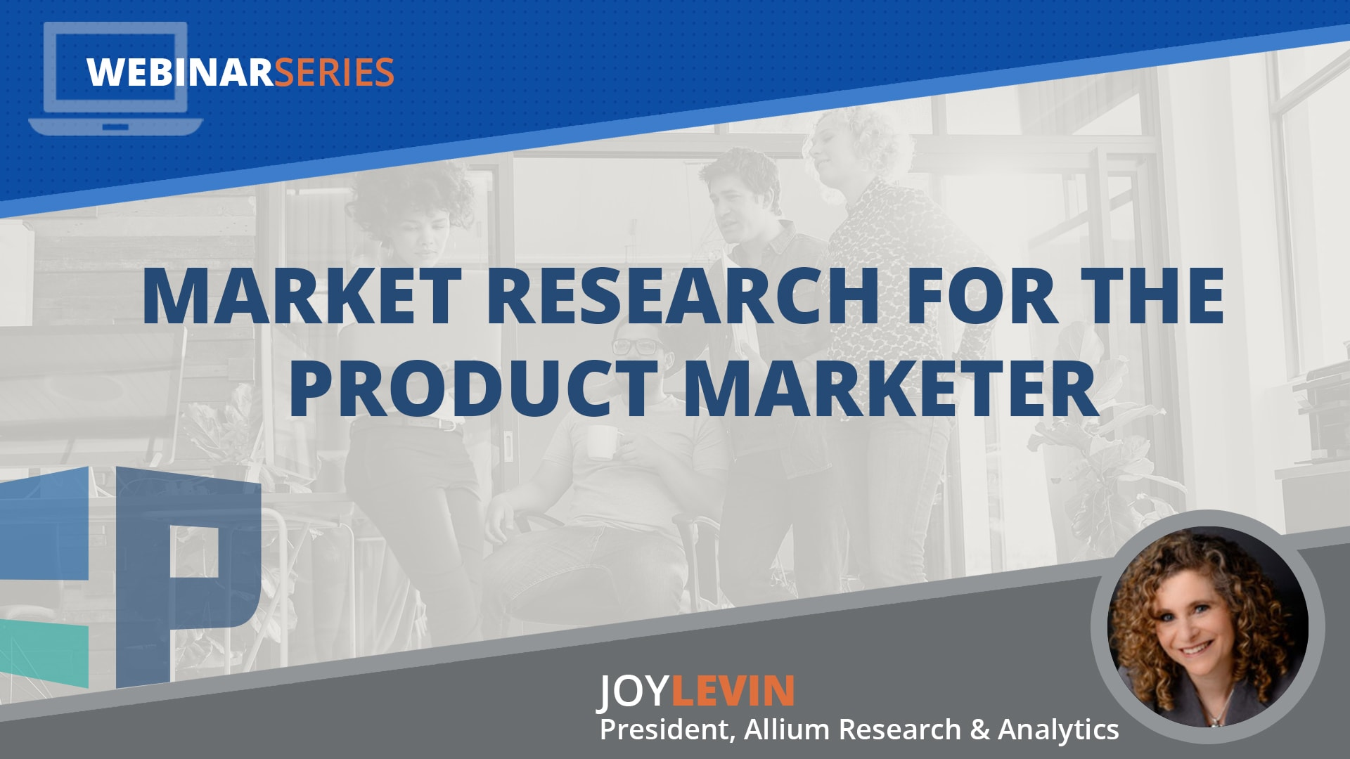Market Research for the Product Marketer