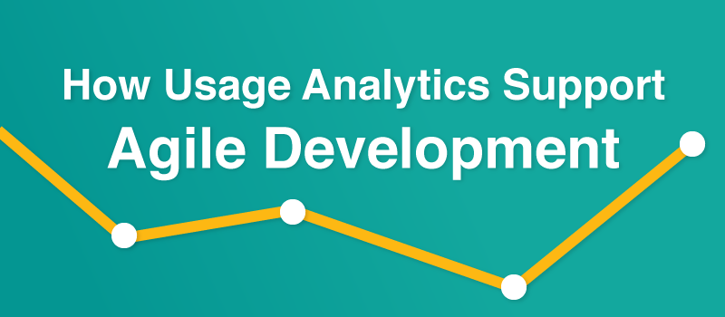 How Usage Analytics Support Agile Development