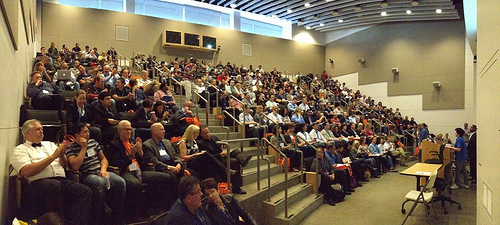 Product Camp SoCal 2012 opening session