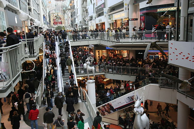 Why Do Companies Compete Harder on Black Friday?