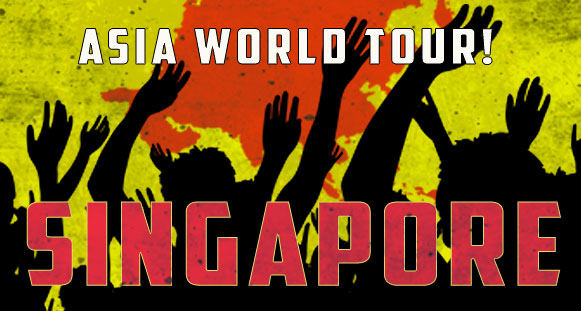 We're Heading to Singapore!