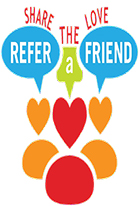 Share the Love Refer a Friend