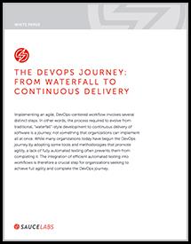 The DevOps Journey