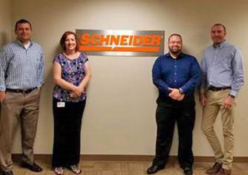 Schneider Supply Chain Associates