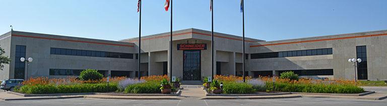 Schneider Office Locations