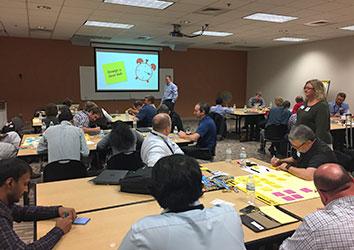 Schneider IT Associates working together