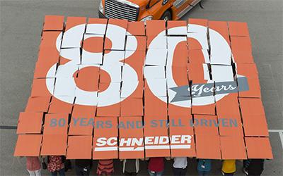Schneider 80th Anniversary