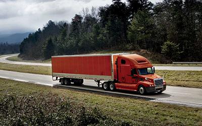 Schneider OTR  Tractor-Trailer